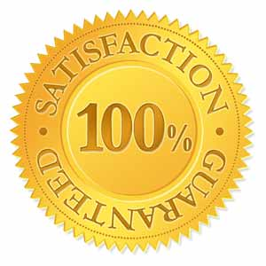 100 Percent Satisfaction